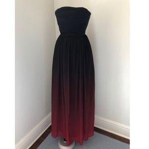 Erin Fetherston Ombré Dress- Like New!